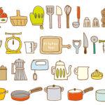 ダイソーおすすめキッチン用品!SNS人気ランキング一覧